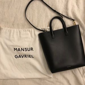 Mansur Gavriel North South Tote